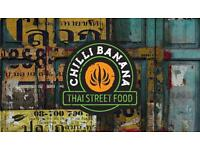 Full Time Commis Chef Position available for immediate start at Chilli Banana Bramhall