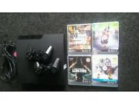 PS3 Slimline 160g With Two Months Waranty