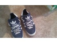 Adidas original shoes i wear them 3 4 time number 7