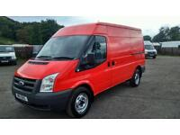 2011 FORD TRANSIT 140 T350 MWB FWD FULL FORD SERVICE HISTORY 1 OWNER