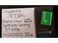 (REASONABLE OFFER) Samsung Galaxy S7 Edge SM-G935 32GB Black Onyx (Unlocked)