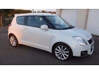2010 Suzuki Swift Sport 1586