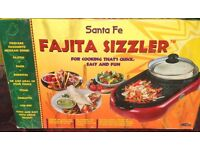 Santa Fe Fajita Sizzler