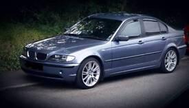 BMW 320d Swap A4 tdi estate