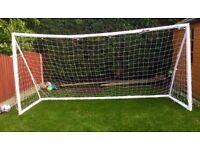 Goalpost 12ft x 6ft with target sheet