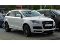 Audi q7 wanted cash waiting we buy your car ££££££ asap collection available