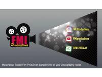 Professional Videographer and Editor - promo video & social media marketing