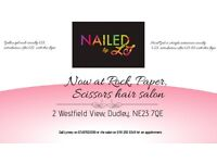 Gel Nails new to Dudley