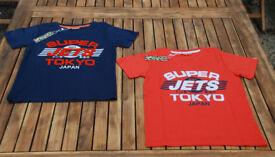 Boys Superdry t-shirts, 2 - new