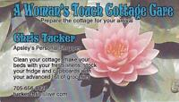 A Woman's Touch Cottage Care