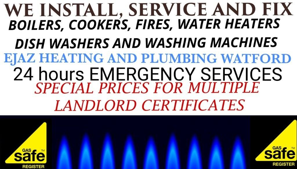 Plumber, Gas Engineer, boiler ,cooker,Emergency service REPAIR ...