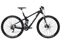Marin Rift Zone 8 Carbon Full Suspension Mountain Bike Finance From £86 per month