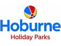 Caravan Sales Administrator required at Hoburne Naish Holiday Park