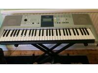 Yamaha keyboard for sale with stand!!