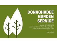Donaghadee Garden Service