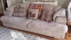 3 seater sofa for sale!