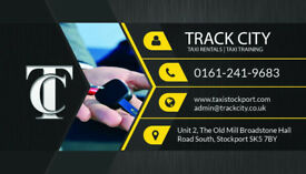 Taxi Rentals Wolverhampton, Stockport, Manchester, Sefton | Private Hire Rental | Taxi Training