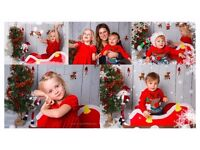 Christmas photoshoot, photo sessions for child,£45 only, children photography