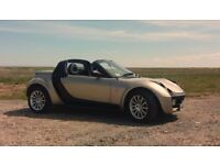 Smart Roadster, Great condition only 42500 mls, 12mths MOT