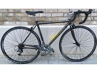 50 cm small frame Shogun Aluminium Comp racing race road city bike racer bicycle