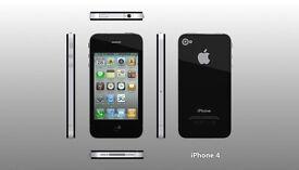 Apple iPhone 4 - 8GB - (Factory Unlocked)
