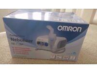 Omron NE-C28P CompAir Plus Compressor Nebuliser / Nebulizer / Inhaler