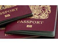 Get a UK Passport- Overstayers Assistance, permits/ spousal visas