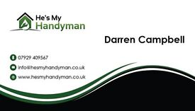 Handyman & Property Services company serving the whole of North Yorkshire & Teesside
