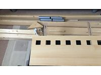 Single Bed Frame & Mattress - A1 condition