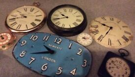 Collection of Wall Clocks