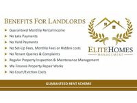 Calling all Landlords. Why pay agency fees for your own property? £1200 for 2 Beds. East London