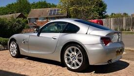 BMW Z4 (E86) 3.0si Sport. FSH. Only 59k miles. Manual. Fantastic condition