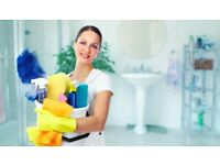Professional Cleaning Services Today /Price-£12.50 / Domestic&Commercial