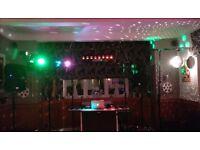 Complete DJ/ Mobile Disco Setup for Sale