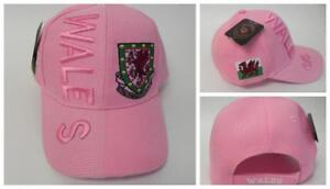 New, FIFA Soccer World Cup Hat Cap, Adjustable One Size Wales