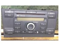 Ford 6000 Cd Stereo System with Code * Perfect Condition* £35