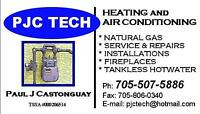 PJC TECH Heating & Air-Conditioning Service 705-507-5886