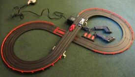 Tomy Aurora AFX F1 duel, Scalextric type) slot car track 8.5ft 2.59mt; perfect gift