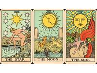 Learn tarot, healing and spells