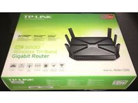 TP-LINK Archer C3200 Wireless Tri-Band Gigabit Router Immaculate