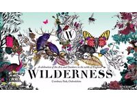 x4 Wilderness Festival- tickets for sale 4th-7th August
