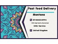 Snif fast food delivery
