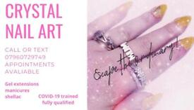 Nail Appointments Avaliable