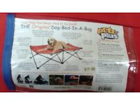 Camp bed for dogs - medium