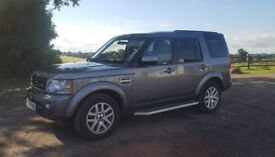 Landrover Discovery 4 LOW MILEAGE 2009 2.7 TDV6