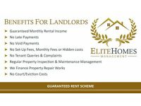 No need to pay management fees. 2 Beds wanted. All damages paid by us.
