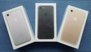 Brand New in Sealed Box iPhone 7 32 and iPhone 7 Plus, Locked to Rogers/Fido/Chat-r/Mobilicity, Full Apple Warranty***!!