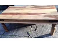 For Sale - Mahogany coffee table.