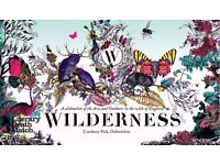 2x Quiet Camping Ticket + Parking Pass for Wilderness Festival, August 4th - 7th 2016