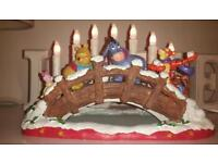 Christmas vintage Disney candle arch